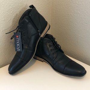 c1e0de28387fbd Steve Madden Shoes - Steve Madden Men's Johnnie Boot Created for MACY's